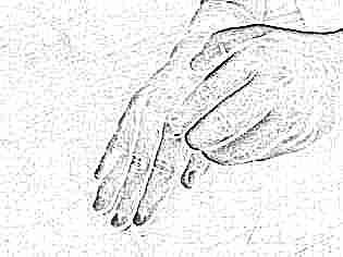 У ребенка температура и сыпь на пальцах