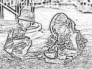 У ребенка чешутся ладони рук сыпь