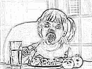 Ребенок отказывается есть фрукты и овощи в 2 года