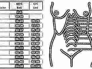 Уровень матки по неделям беременности