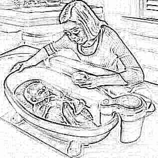 Как отличить потничку от сыпи у новорожденного