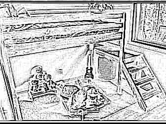 Детская кровать-чердак (165 фото): модели для девочек и мальчиков от 3 лет с рабочей зоной, со столом и шкафом