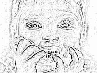 Отучаем ребенка грызть ногти