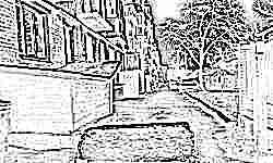 Летняя подработка: дети в Одессе перекрыли двор и начали брать плату за проезд с автолюбителей