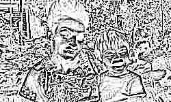 Эвелина Бледанс намерена вылечить сына от синдрома Дауна