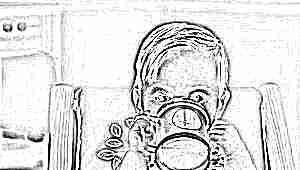 Компот из сухофруктов для ребенка