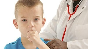 Сухой кашель по ночам у ребенка