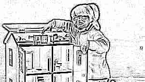 Кукольные домики своими руками из фанеры, коробок и других материалов