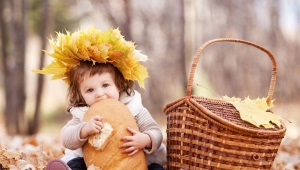 С какого возраста можно давать хлеб ребенку?