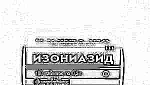 Изониазид для детей: инструкция по применению