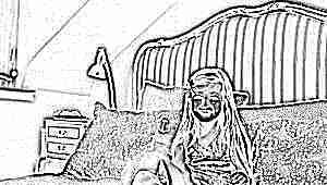 Детская кровать для ребенка от 5 лет