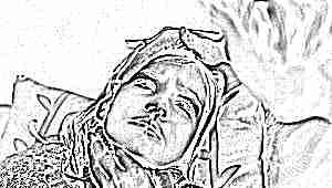 Как выглядит здоровое горло у ребенка, а как - больное?