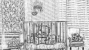 Круглые детские кровати