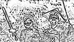Квест на день рождения ребенка – поиск подарка по запискам