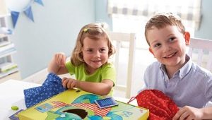 Самые популярные настольные игры для детей на 6-7 лет