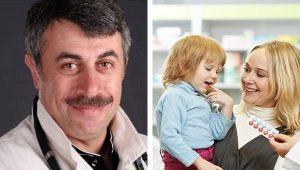 Доктор Комаровский о противовирусных препаратах