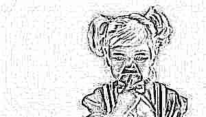 Синдром навязчивых движений у ребенка