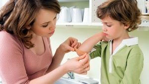 Что делать, если у ребенка появились синяки?
