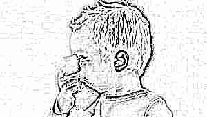 Как снять отек носа у ребенка?