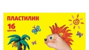 Пластилин «Каляка-маляка»