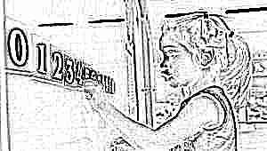 Как научить ребенка считать примеры с числами в пределах 10?