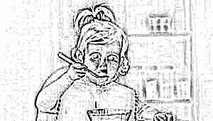 Меню ребенка в 2 года: принципы питания