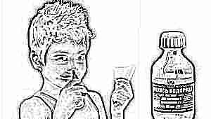 Перекись водорода в лечении детей