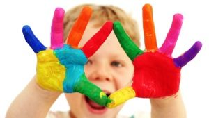 Пальчиковые краски: преимущества и особенности использования