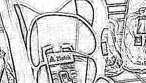 Автокресла фирмы Zlatek: разновидности конструкций