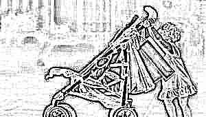 Критерии подбора прогулочной коляски с амортизацией