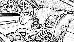 Правила перевозки ребенка на переднем сиденье