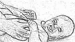 Как делать массаж ребенку 6-8 месяцев?