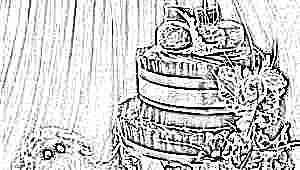 Как сделать торт из памперсов для девочки?