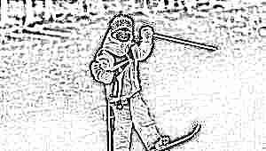 Детские лыжи: разновидности и критерии подбора