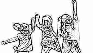 Танцевальная зарядка для детей