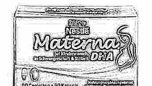 «Матерна» для беременных: инструкция по применению