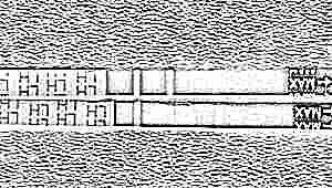 Что означает вторая бледная полоска при тесте на овуляцию?