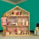 Как сделать мебель для кукольного домика своими руками?