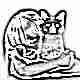 Что такое фелинотерапия, ее польза для детей