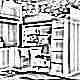 Детские стенки с кроватью