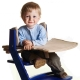 Детский стул, регулируемый по высоте