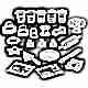 Наборы для лепки из пластилина