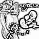 Развитие плода на 24 неделе беременности