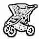 Модели и характеристики колясок Bumbleride