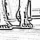 Проблемы с ногами у детей и взрослых с точки зрения психосоматики