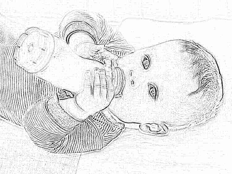 Гипоаллергенное питание для новорожденных