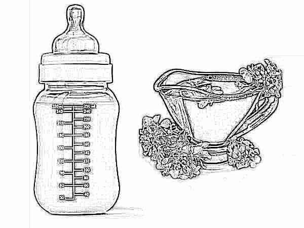 Каноловое масло в детском питании