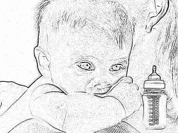 аллергия на смесь на какую менять