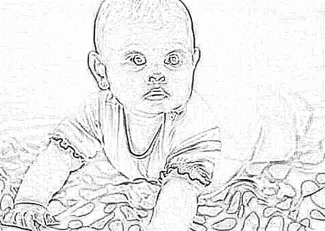 Как лечить понос у новорожденных