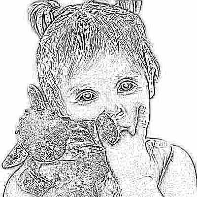 Отучить сосать палец ребенка